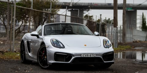 Porsche Boxster GTS Review