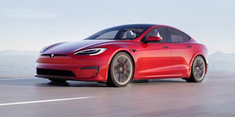 New Tesla Model S, Model X orders won't be delivered until 2022
