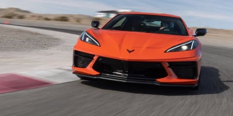 2022 Chevrolet Corvette to make first Australian appearance at The Bend this weekend