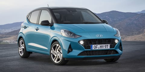 2020 Hyundai i10 revealed, not for Oz