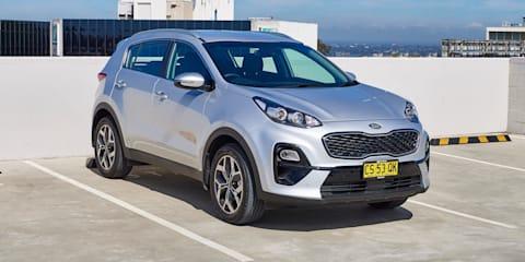 2019 Kia Sportage SX FWD petrol review