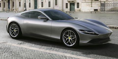 2020 Ferrari Roma unveiled - UPDATED