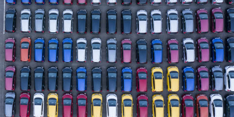 New-car sales battle takes to the high seas, shipping vehicles around border restrictions