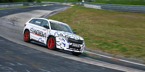 2020 Skoda Kodiaq RS confirmed for Australia