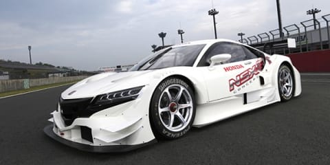 Honda NSX Concept-GT: 2014 racer revealed at Suzuka