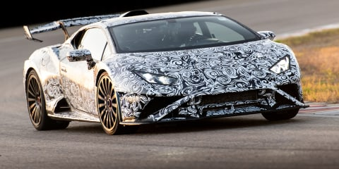 2021 Lamborghini STO review: Prototype test