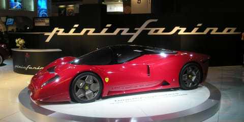 Pininfarina to open up product development centre in Shanghai