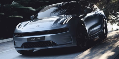 Lynk & Co Zero Concept unveiled, electric car to boast over 700km range