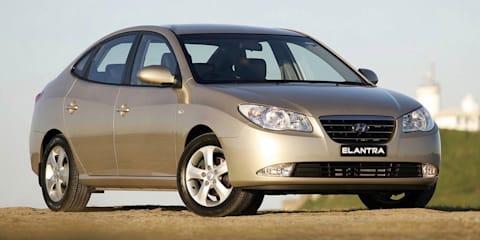Hyundai Elantra recalled due to airbag fault