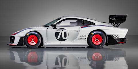 Porsche 935 race car coming to Australian F1 Grand Prix