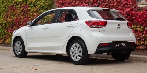 2020 Kia Rio S manual review