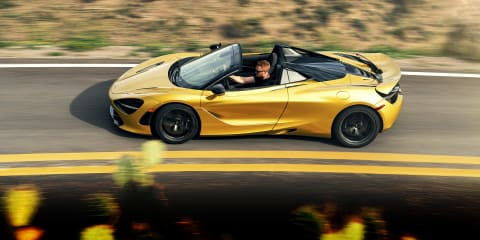 2019 McLaren 720S Spider review