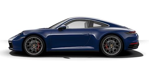 Configurator Challenge: 992 Porsche 911 Carrera S