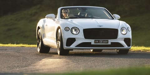 2020 Bentley Continental GT Convertible recalled due to roof fault