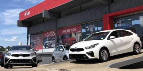 Kia forecasts record 2020 after bucking the trend during last year