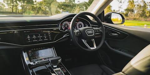 2019 Audi Q8 55 TFSI review