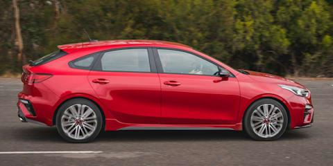 2019 Ford Focus ST-Line v Hyundai i30 N Line Premium v Kia Cerato GT comparison