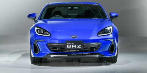 2022 Subaru BRZ:第一个澳大利亚交付截止日期为2021年代末,现在利息注册