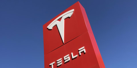 Tesla files patent, begins rewriting Autopilot software