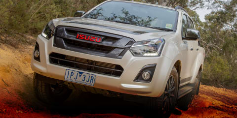 Isuzu D-MAX: Review, Specification, Price | CarAdvice