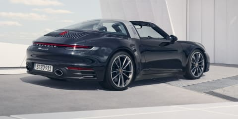 2020 Porsche 911 Targa 4 and Targa 4S price and specs