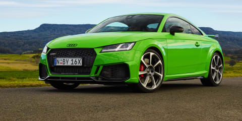 2020 Audi TT RS review: Quick drive
