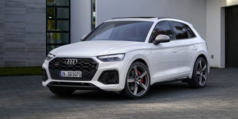 2021 Audi SQ5 TDI price and specs