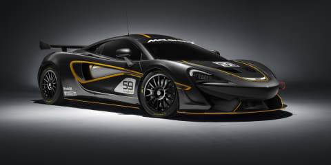 McLaren 570S GT4, Sprint:: track-only V8-turbo twins expand Sports Series range