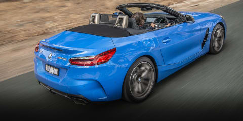 REVIEW: BMW Z4 M40i