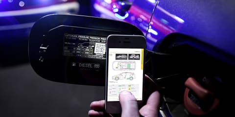 Mercedes-Benz to speed up crash rescue with QR codes