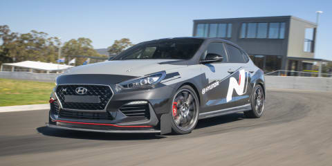 Hyundai i30 Fastback N to take on WTAC