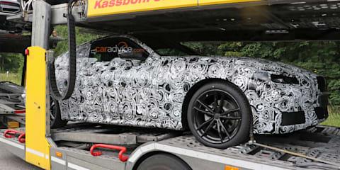 2020 BMW 4 Series spied
