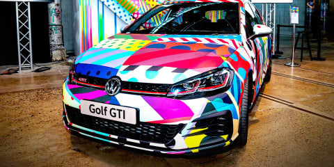 Volkswagen Golf GTI to be auctioned for charity