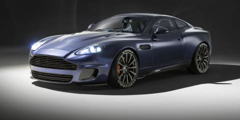 Aston Vanquish 25 revealed: Ian Callum talks first independent project