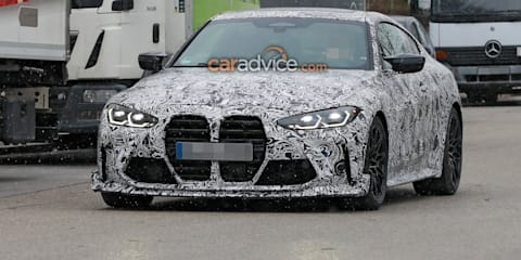 2023 BMW M4 CSL due in mid-2022 with 403kW turbo six – report; UPDATE – New details