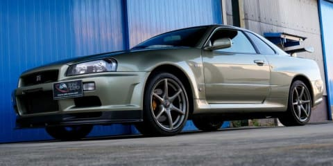'Brand-new' Nissan Skyline R34 GT-R hopes to set new record price