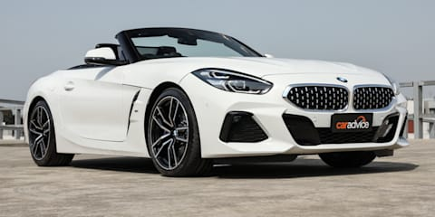 BMW Z4 manual axed in Australia, after just two cars sold in two years