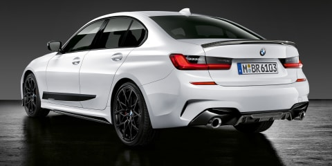 BMW 3 Series: M Performance parts revealed