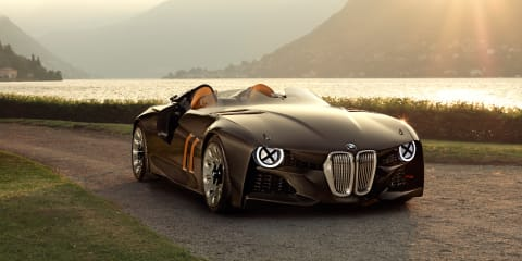 Design Review: BMW 328 Hommage (2011)