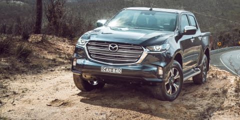 2021 Mazda BT-50 review