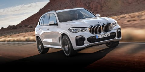 2019 BMW X5 review
