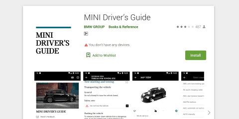 Got a MINI? There's an app for that.