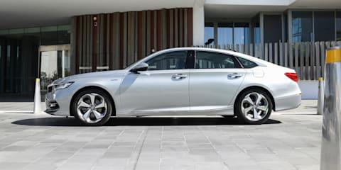2020 Honda Accord VTi-LX hybrid review