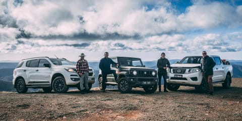 Jimny, Trailblazer and CA's Navara: A 4WD adventure in the Victorian High Country
