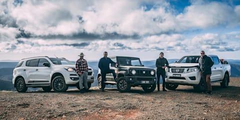 Jimny, Trailblazer and CA's Navara: A 4WD adventure in the Victorian High Country
