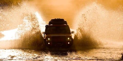 Land Rover 60th Anniversary Trek - Birdsville to Broome
