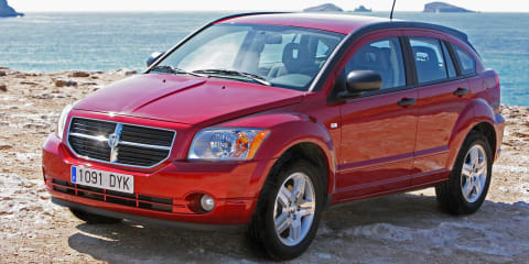 2007 Dodge Caliber, Jeep Compass recalled