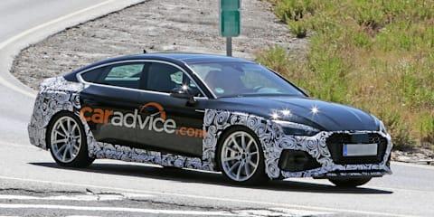 2020 Audi RS5 Sportback spied