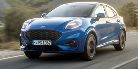 2020 Ford Puma confirmed for Australia