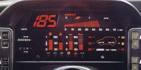 Digital instrument clusters through the ages